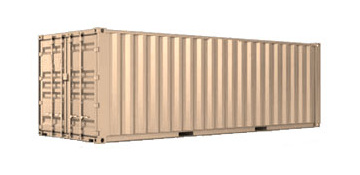 30 ft steel storage container rental in Danville, CA