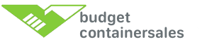 Budget Container Sales Logo
