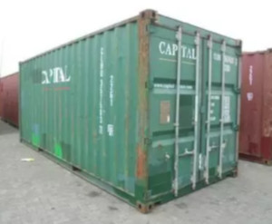 as is used shipping container for sale in Clearwater, FL